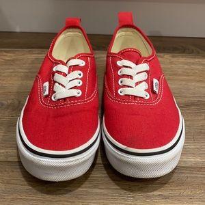 Vans Authentic Shoe Kids